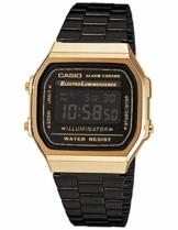 Casio Collection UnisexRetro Armbanduhr A168WEGB-1BEF - 1