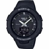 Casio Damen-Armbanduhr BSA-B100-1AER - 1
