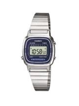 Casio Damen-Armbanduhr XS Casio Collection Digital Quarz Edelstahl LA670WEA-2EF - 1