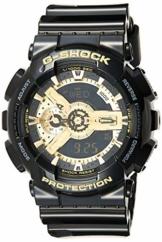 Casio Herren Analog/Digital Quarz mit Resin Armbanduhr GA110GB1AER - 1