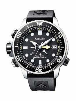 Citizen Promaster Marine Herren-Taucheruhr Eco-Drive BN2036-14E - 1