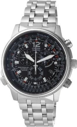 Citizen Promaster Sky Pilot Funkchronograph Herrenuhr AS4020-52E - 1