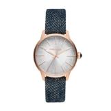 Diesel Damen Analog Quarz Uhr mit Stoff Armband DZ5566 - 1