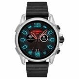Diesel Herren-Smartwatch mit Leder Armband DZT2008 - 1