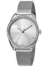 Esprit Damen Analog Quarz Uhr mit Edelstahl Armband ES1L057M0045 - 1