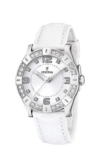 Festina Damen analog Quarz Uhr mit Leder Armband F16537/1 - 1