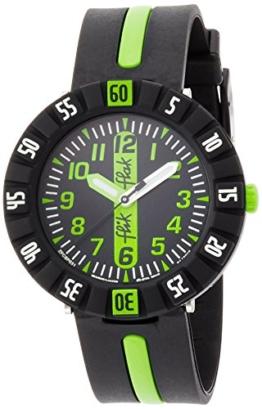 Flik Flak Jungen Analog Quarz Uhr mit Plastik Armband FCSP032 - 1