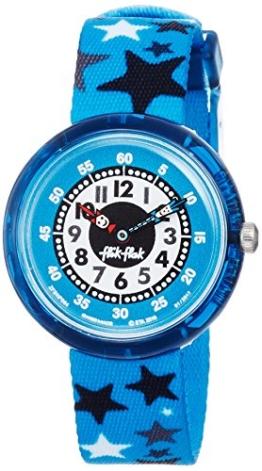 FlikFlak Jungen Analog Quarz Uhr mit Stoff Armband FBNP084 - 1