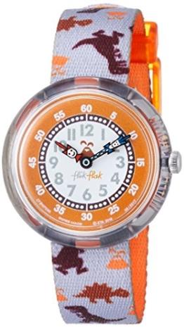 FlikFlak Jungen Analog Quarz Uhr mit Stoff Armband FBNP096 - 1