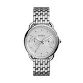 Fossil Damen Analog Quarz Uhr mit Edelstahl Armband ES3712 - 1