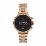 Fossil Damen Digital Smart Watch Armbanduhr mit Edelstahl Armband FTW6011 - 1