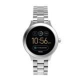 Fossil Damen Smartwatch Q Venture 3. Generation - Edelstahl, komplett silber - 1