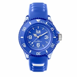 Ice-Watch - Ice Aqua Amparo - Blaue Jungenuhr mit Silikonarmband - 001456 (Small) - 1