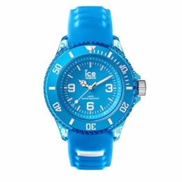 Ice-Watch - Ice Aqua Malibu - Blaue Jungenuhr mit Silikonarmband - 001457 (Small) - 1