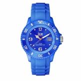 Ice-Watch - Ice Forever Blue - Blaue Herrenuhr mit Silikonarmband - 000135 (Medium) - 1