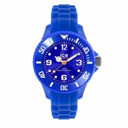 Ice-Watch - Ice Forever Blue - Blaue Jungenuhr mit Silikonarmband - 000791 (Extra small) - 1