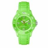 Ice-Watch - Ice Forever Green - Grüne Herrenuhr mit Silikonarmband - 000136 (Medium) - 1