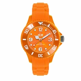Ice-Watch - Ice Forever Orange - Orange Jungenuhr mit Silikonarmband - 000794 (Extra small) - 1