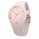 Ice-Watch - Ice Glam Colour Nude - Rosa Damenuhr mit Silikonarmband - 015330 (Small) - 1