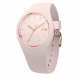 Ice-Watch - Ice Glam Colour Nude - Rosa Damenuhr mit Silikonarmband - 015334 (Medium) - 1
