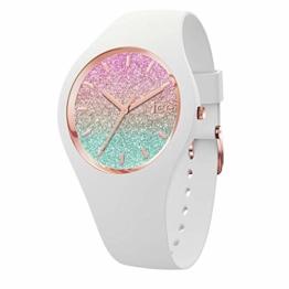 Ice-Watch - Ice lo VenIce - Weiße Damenuhr mit Silikonarmband - 016902 (Medium) - 1