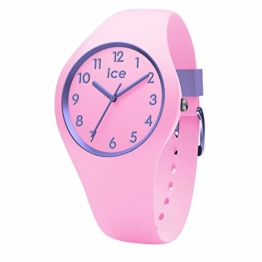 Ice-Watch - Ice Ola kids Princess - Rosa Mädchenuhr mit Silikonarmband - 014431 (Small) - 1