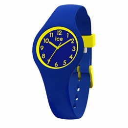 Ice-Watch - Ice Ola kids Rocket - Blaue Jungenuhr mit Silikonarmband - 015350 (Extra small) - 1