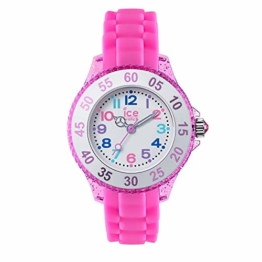 Ice-Watch - Ice Princess Pink - Rosa Mädchenuhr mit Silikonarmband - 016414 (Extra small) - 1