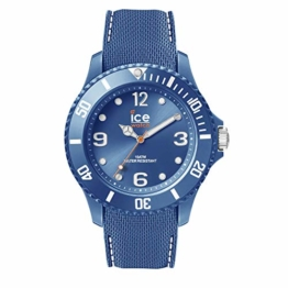 Ice-Watch - Ice Sixty Nine Blue jean - Blaue Herrenuhr mit Silikonarmband - 013618 (Large) - 1