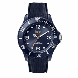 Ice-Watch - Ice Sixty Nine Dark blue - Blaue Herrenuhr mit Silikonarmband - 007278 (Medium) - 1