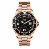 Ice-Watch - Ice Steel Rose-gold - Rose-Gold Herrenuhr mit Metallarmband - 016763 (Medium) - 1