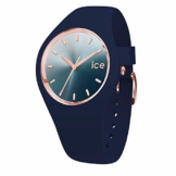 Ice-Watch - Ice Sunset Blue - Blaue Damenuhr mit Silikonarmband - 015751 (Medium) - 1
