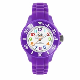 Ice-Watch Kinder-Armbanduhr Ice-Mini lila MN.PE.M.S.12 - 1