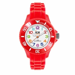 Ice-Watch Kinder-Armbanduhr Ice-Mini rot MN.RD.M.S.12 - 1