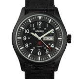 Infantry Herrenuhr Armbanduhr Männer Uhren Militär Uhr Armbanduhren Für Herren Schwarz Herrenarmbanduhr Outdoor Nylonband - 1