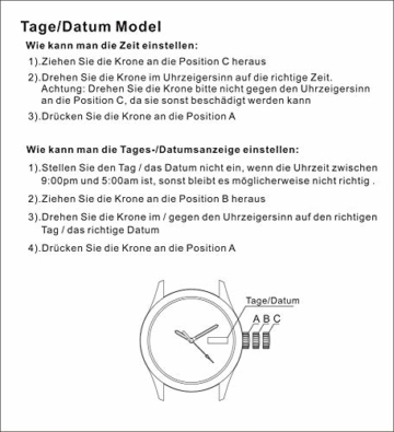 Infantry Herrenuhr Armbanduhr Männer Uhren Militär Uhr Armbanduhren Für Herren Schwarz Herrenarmbanduhr Outdoor Nylonband - 7