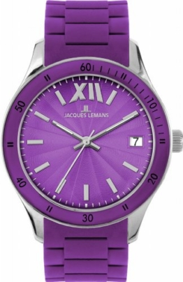 Jacques Lemans Sports Unisex-Armbanduhr Rome Sports 1-1622K - 1