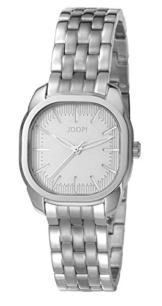 Joop! Damen Analog Quarz Uhr mit Edelstahl Armband JP101832003 - 1