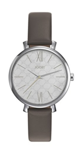 Joop! Damen Analog Quarz Uhr mit Leder Armband JP101962002 - 1
