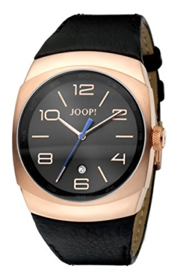 Joop! Damen-Armbanduhr Analog Quarz Leder JP100681F01 - 1