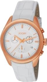 Joop! Damen-Armbanduhr Aspire Chronograph Quarz Leder JP101042F03 - 1