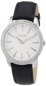 Joop Damen-Armbanduhr Element Ladies Analog Quarz Leder JP101162F02 - 1