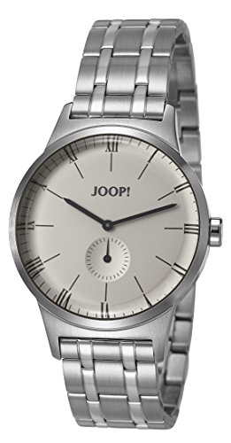 Joop! Herren-Armbanduhr Jack Analog Quarz Edelstahl JP101741003 - 1
