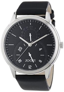 Joop Herren-Armbanduhr XL Analog Quarz Leder JP101401002 - 1
