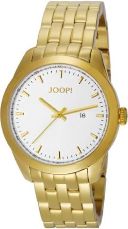 Joop Herren-Armbanduhr XL Essential Analog Quarz Edelstahl JP100801F02 - 1