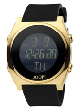 Joop! Herren Digital Quarz Uhr mit Kautschuk Armband JP100751F02 - 1