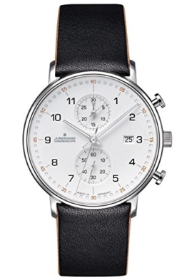Junghans Herrenuhr Chronoscope Form C 041/4771.00 - 1