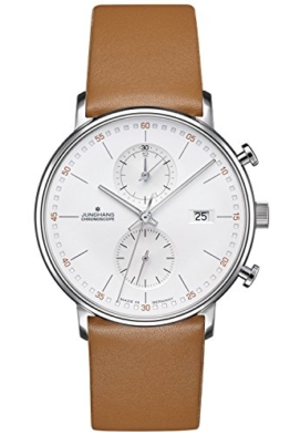 Junghans Herrenuhr Chronoscope Form C 041/4774.00 - 1