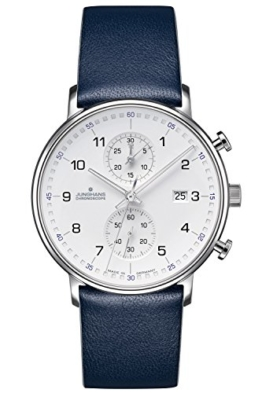Junghans Herrenuhr Chronoscope Form C 041/4775.00 - 1