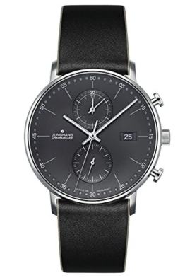 Junghans Herrenuhr Chronoscope Form C 041/4876.00 - 1